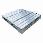 GSP4840 Horganyzott acél raklap