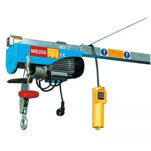 MB200 Mini elektromos emelő, elektromos emelő