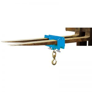 MK10R fork mounted lifting hook