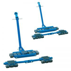 ET12 nagy teherbírású kormányozható korcsolyacsoport
