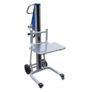 PM120N kézi mini csörlős platform