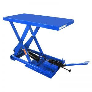 FBX50 álló lábszivattyú ollós emelőasztal